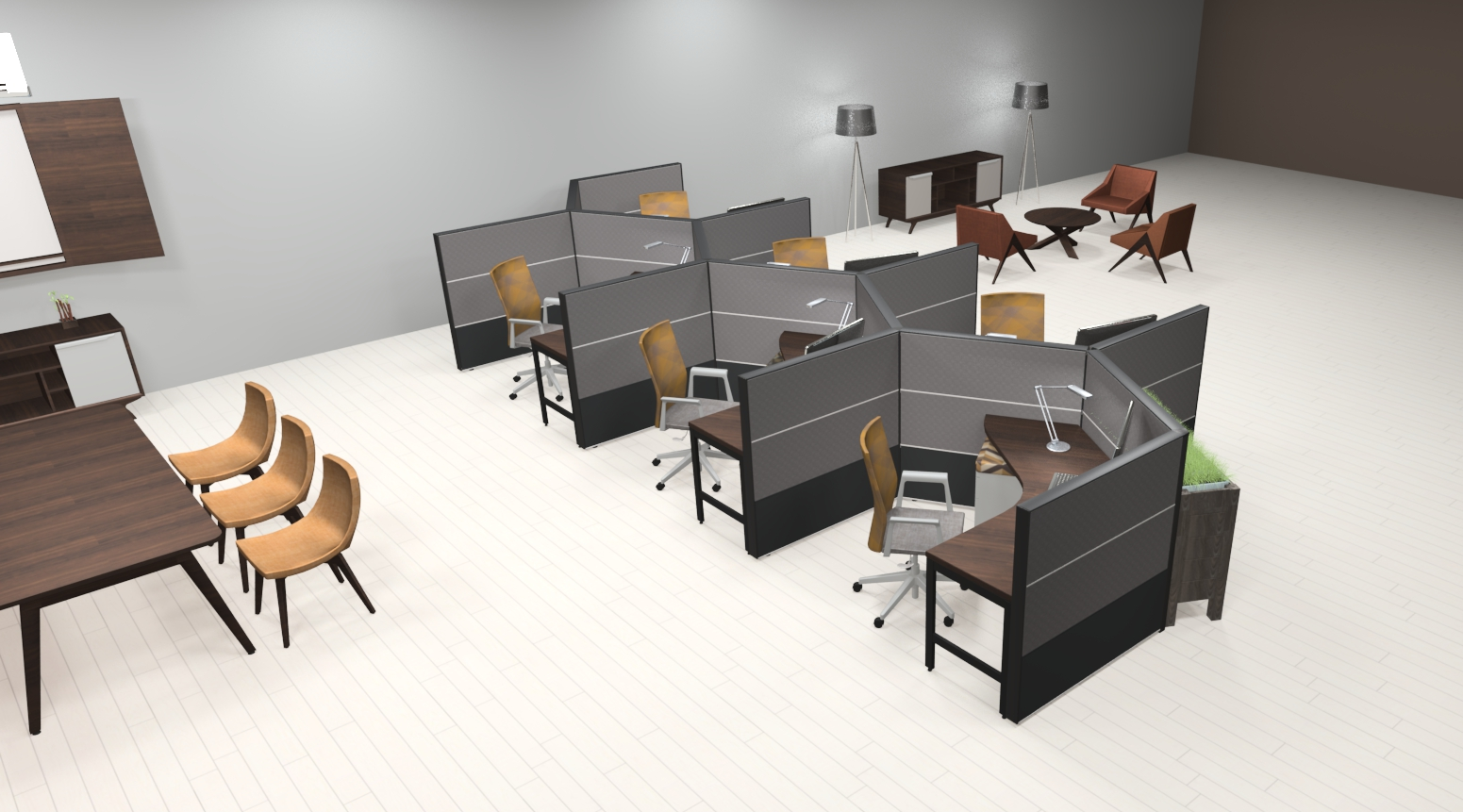 Honeycomb Office 5