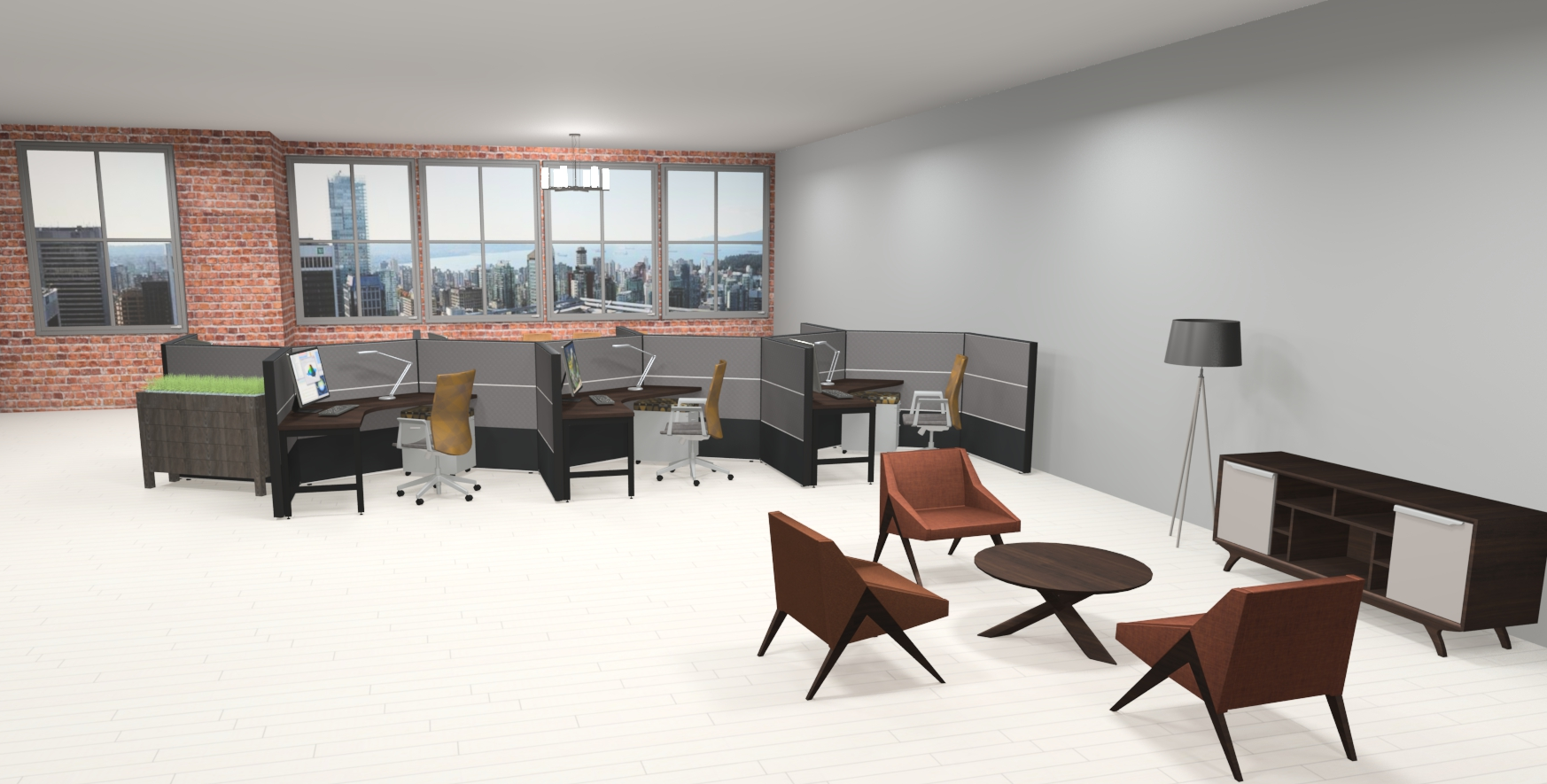 Honeycomb Office 7